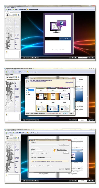 Windows 7 CHM to Flash Catalog 1.8 full