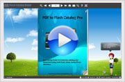 PDF to Flash Catalog Professional Demo