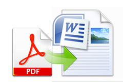 turn a pdf into a word doc
