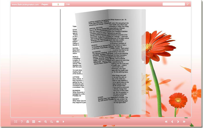 flash catalog free e book creator easy software to make e book
