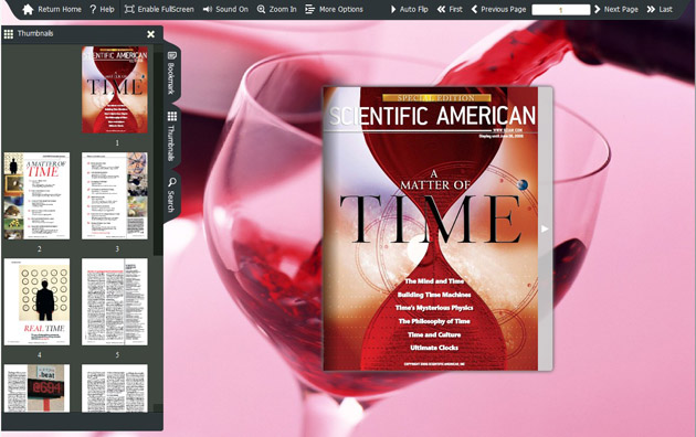 Flash Catalog Themes Of Taste Style